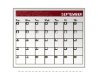A Calendar Designed for Attorneys